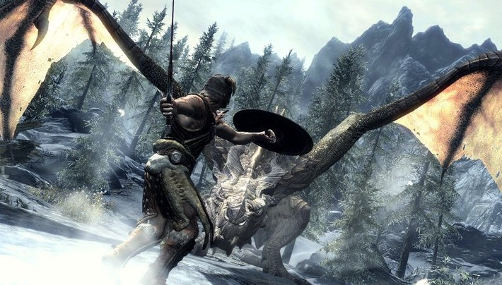 What I Have and Haven't Done in Skyrim