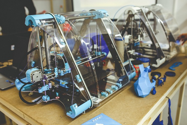 Why 3D Printers will Change the World More than the Internet