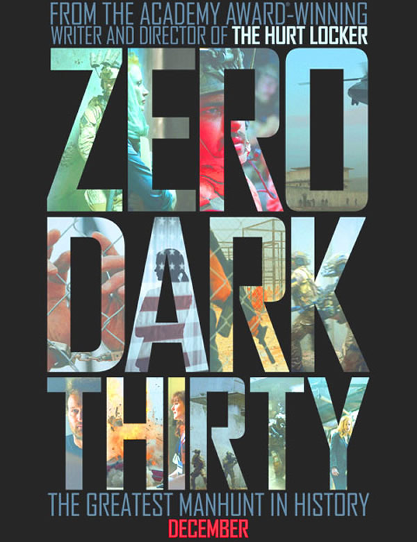 Zero Dark Thirty and the American Crossroads
