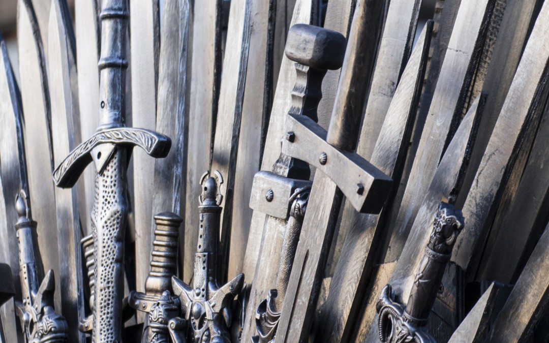 Subverting Expectations and Other Tricks I Learned from Games of Thrones